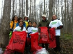 2014 Community Clean up ....group photo